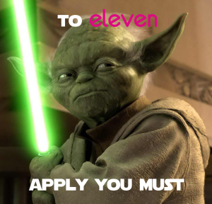 Apply to Eleven